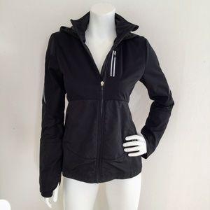 Gap Fit Black Workout Jacket
